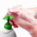 Hou het proper en was je handen