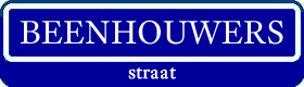 De Beenhouwersstraat het privaat gedeelte voor leden Slagers - Vlaanderen