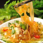 Chinese recepten, bijgerechten voor in de keuken om een Chinese maaltijd te bereiden.
