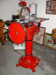 Oude Berkel snijmachine