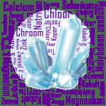 Essentiële micronutriënten. 13 vitamines (A,C,D,E,K en 8 soorten vitamine B) - In vet oplosbare vitaminen (A,D,E,K) - In water oplosbare vitaminen (B,C) Mineralen: calcium, chloor, fosfor, kalium, magnesium natrium en zwavel. Spoorelementen: chroom, fluor, ijzer, jodium, Kobalt, koper, mangaan, molybdeen, selenium, silicium, tin, vanadium en zink.