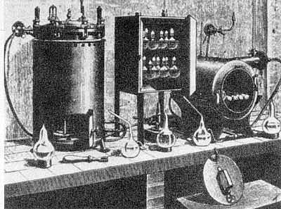 Autoclaaf stoof Pasteur