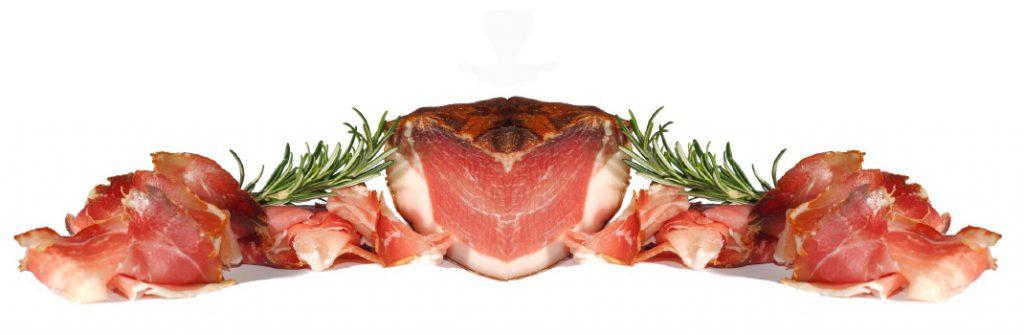 Banner rauwe ham