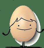 Een ei past prima in een gezonde voeding. Eieren bieden een interessante combinatie van essentiële voedingsstoffen.