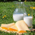 Melk, yoghurt en zuivel