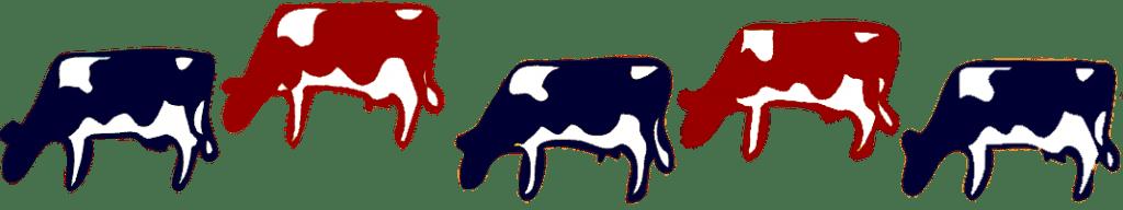 Belgisch rundvlees Wit Blauw