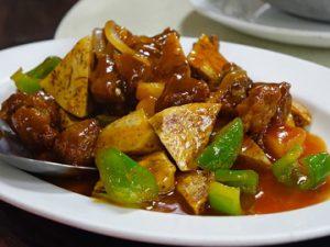 Chinese Lamsvleesgerechten voor in uw keuken - Lamsvlees met rode curry