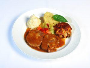 Chinese Kalfsvleesgerechten voor in uw keuken - Kalfsvlees met rode curry