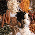 Recepten van kruiden, specerijen en specialiteiten voor op uw feesten.