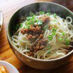 Rijst en mie Chinese gerechten en recepten