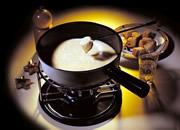 Recepten van speciale gerechten zoals Fondue's