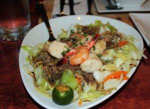 Chinese Pancit voor in uw keuken - Pancit Kanton