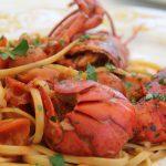 Pasta zeevruchten, Link naar Pasta Recepten met vis vindt je hier op Slagers Vlaanderen.