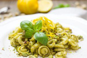 Vegetarische pasta