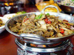 Chinese recepten met Varkensvlees. Chinese gerechten met varkensvlees.