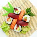 Japanse gerechten - Sushi