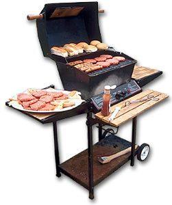 Barbecue met ambachtelijk vers vlees van bij uw slager de vakman in uw streek