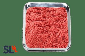 Filet americain pure is gemaakt van 100% vers gemalen rundvlees.