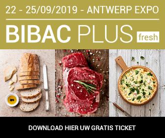 Bibac Plus 2019, de vakbeurs voor bakkers, slagers en traiteur van België in Antwerp Expo