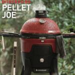 De Pellet Joe Barbecue is een BBQ die werkt op pellets en goed regelbaar is.