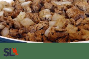 Reepjesvlees | Wok