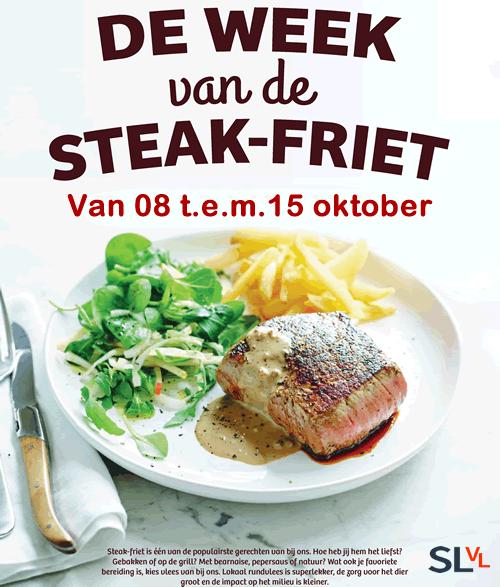 Week v/d Steak-Friet