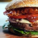 Super grote hamburgers